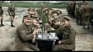 """Peter Jackson, """"Lord of the Rings"""" director, releases WWI documentary"""