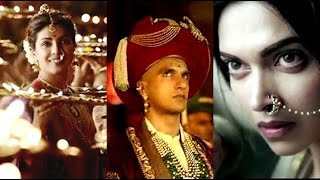 Bajirao Mastani | Official Teaser Released | Ranbir Singh, Priyanka, Depika Padukone