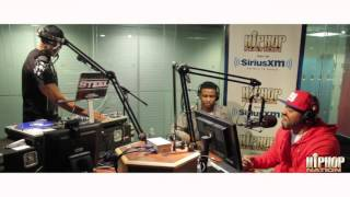 Nick Grant Kicks a Brand New Exclusive Freestyle Live on Hip Hop Nation Tor Guide With Torae
