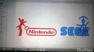 Nintendo & SEGA Intro Bloopers