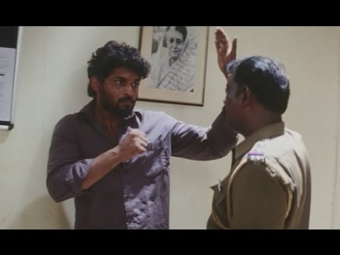 Ajmal is beaten up by police - Anjathey