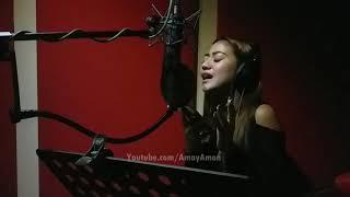 Morissette Amon unofficially sang Pangarap Ko Ang Ibigin Ka