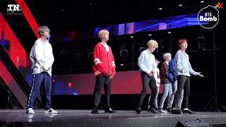 BTS FUNNY/CUTE MOMENTS ON STAGE #2