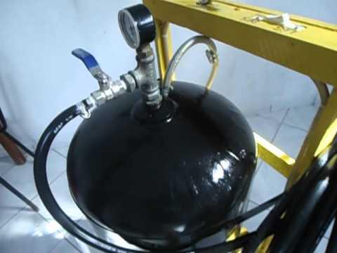compressor caseiro