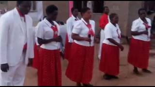 SONG:-MLANGO UTAFUNGWA By UATA DAR CHOIR kilimarondo lindi 2016