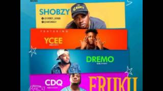 "Shobzy – ""Eruku (Remix)"" ft. Ycee, CDQ & Dremo"