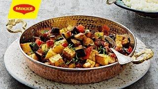 MAGGI Recipes: Eggplant Casserole