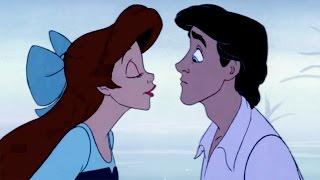 The Little Mermaid | Kiss the Girl | Lyric Video | Disney Sing Along