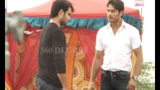 Madhubala- RK and Sultan dangerous fight together for some matter at the on Location Shoot