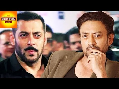 Irrfan Khan: Salman Khan Is A POOR ACTOR | Bollywood Asia