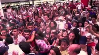 Omry Ebtada Album Celebration at Virgin Morocco / احتفال البوم عمري إبتدا في فيرجن المغرب