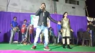 Cycle se aaya sanam , live Melody by Rohit dash in Balangir. Sambalpuri melody (orchestra) .