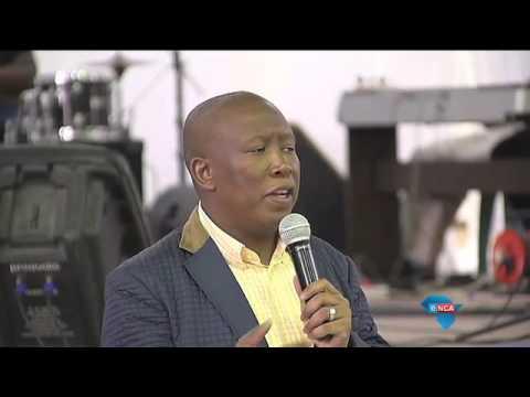 Malema lashes Eastern Cape government