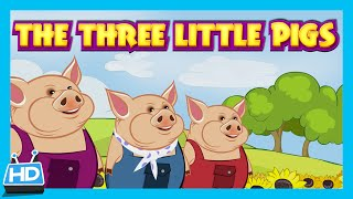 """""""The Three Little Pigs"""" and The Big Bad Wolf   Three Little Pigs"""