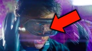 READY PLAYER ONE Trailer Breakdown! SO MANY EASTER EGGS!