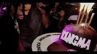 Young M.A Birthday In Dubai (Official Vlog)