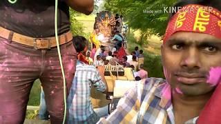 Dhoukalpur Murti Visrjan Part 1   LALJEE YADAV