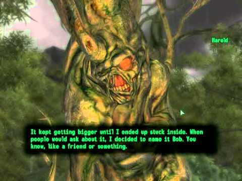 Xxx Mp4 Fallout 3 Harold And His Tree Friend Bob The Gaming Ground 3gp Sex
