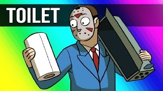 Vanoss Gaming Animated - Toilet Paper Company (From GTA 5 Funny Moments)