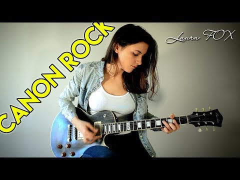 Canon Rock Cover By Laura Jerry C Live