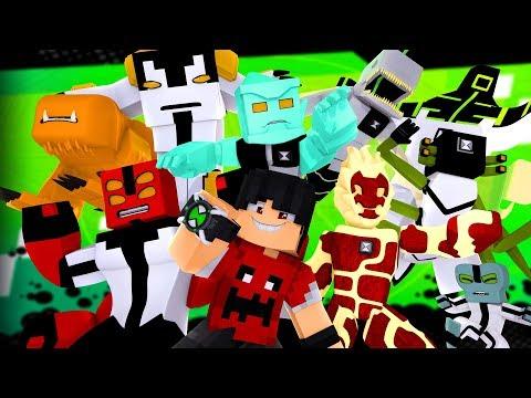 Xxx Mp4 Minecraft COMO VIRAR O BEN 10 NO MINECRAFT ‹‹ P3DRU ›› 3gp Sex