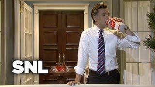 Mitt Romney Reflects on His Loss - SNL