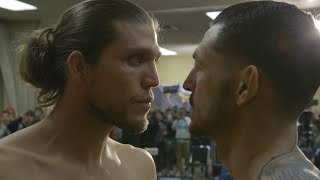 Fight Night Fresno: Weigh-in Faceoffs