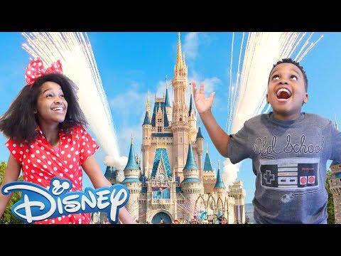 Shiloh And Shasha GO TO DISNEYLAND Shasha and Shiloh Onyx Kids