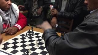 Chess Master Big Pawn vs Street Legend Tom Murphy