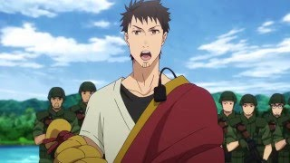 TVアニメ『GATE(ゲート) 自衛隊 彼の地にて、斯く戦えり』 第2クールPV