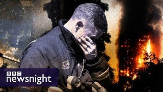 Grenfell Tower: The failings no firefighter could overcome - Full BBC Newsnight report