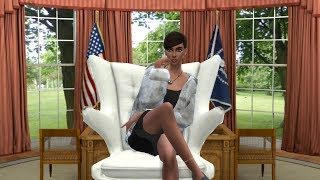 The Presidents Daughter | Love Story (The Sims 4)