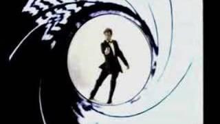 Timothy Dalton James Bond Custom Gunbarrel in Goldfinger