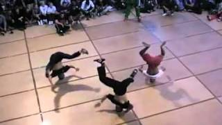 Crazy Heaedspin - Battle of time IBE 2010