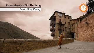 GRAND MASTER SHI DE YANG -  FORM DAMO GUAI ZHANG