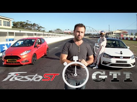 Track Race: New VW Polo GTI