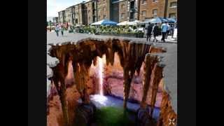 Pittura su strada 3D - Street Art (Paintings)