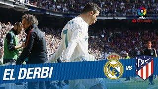 Gol de Cristiano Ronaldo (1-0) Real Madrid vs Atlético de Madrid