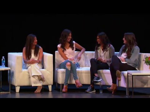 Fundraising Panel at Female Founders Conference 2016