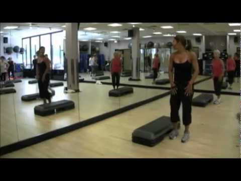 Advanced Step Aerobics LIVE Online with Liz Clingham