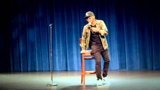 Funniest comedian ever!!! Lavar Walker from Last comic standing and Shaq all star comedy jam
