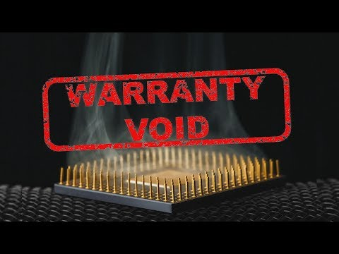 Xxx Mp4 Why Does Overclocking Void Your Warranty 3gp Sex