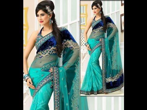 Indian Saree Blouse 2014