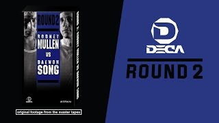 Rodney Mullen vs Daewon Song Round 2 - Deca Part