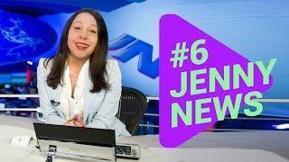 JENNY NEWS #6: FINAL DE RPDR, MALLU E HALSEY HITLERS E DUDU CAMARGO MALUCO