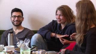 Alex, wie geht's? - Tipps rund ums Studieren: Pausenkaffee bei den FörsterInnen