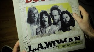 """THE DOORS - RIDERS ON THE STORM, alternate take from """"The Workshop Sessions"""""""