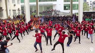 ZONE 3 | FLASHMOB ALL ABOUT THAT BASS - ROLY POLY | FIESTA A CIELO CSP 2017