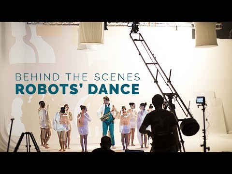 Xxx Mp4 🤖 ROBOTS DANCE 🎷 👀Behind The Scenes🎬 Tommaso Vivaldi 3gp Sex