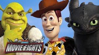 Best Animated Sequel? - MOVIE FIGHTS!